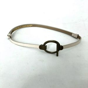Express Belt size adjust ring buckle